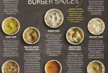 Homemade sauce recipes