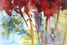 Art aquarelle Paty Becker
