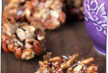 Seed & Nut clusters