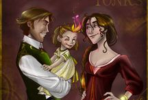 The Tonks Family