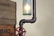 Lamp-Lamp / Perabot