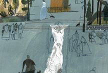 narrative illustration and reportage