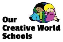 Creative World Schools / We have over 20 locations in the U.S.! http://www.creativeworldschool.com/preschool-centers-locations.php