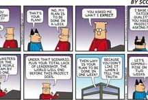 Dilbert's greatest strips