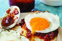 Eggs, Eggs, Eggs / Egg recipes! Egg breakfast recipes. Scrambled eggs. Boiled eggs. Poached eggs. Easy egg recipes. Easy breakfast recipes. Egg breakfasts.