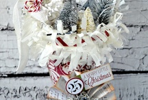 Paper or paper mâché cones / by Scrap It Girl, Kimberly Congdon