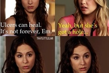 Pretty Little Liars <3 / by Kacey Collins