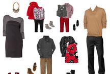 What to Wear in Family Photos / by Click it Up a Notch