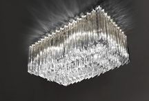 Ceiling lights / Murano glass ceiling lights from our collections