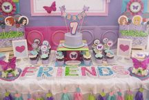 Festa LEGO Friends