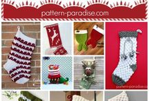 Crochet for Christmas / Any and all crochet patterns related to Christmas.  Most patterns are free!