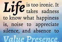 Life words