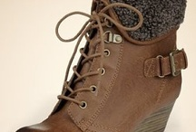 Boots / by The Coffeehouse .