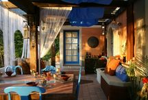 porch style / by Laura Walker