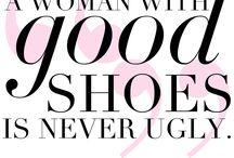 Shoe Quotes / Shoe Qoutes