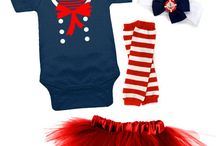 Baby & Kids; Girls Clothing / by Sabrina Solis