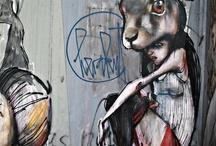 Street Art, Stencil Art