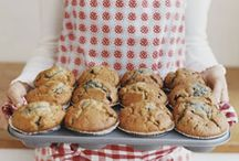 Muffins and snacky things / by Stacy Stoddard