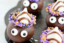 Halloween Desserts / Halloween Desserts, Halloween Treats