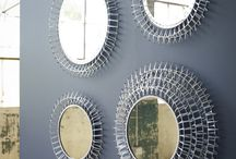 Recycled Home Furnishings / Phillips Collection has many great items made from recycled materials.