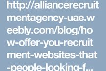 How Offer You Recruitment Websites That People Looking For Work Want