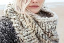 Szale, chustki- scarf