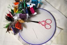 Doodle stitches / Embroidery / by Erin Moran