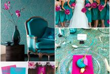 wedding colour