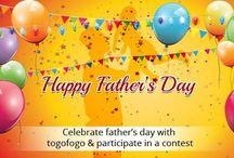 Fathers Day Contest Dearest Daddy / Fathers Day Contest Dearest Daddy on Togofogo.com