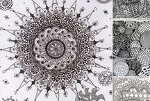 Zentangle arts