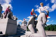 Family travel - Norway / Travel inspiration for a summer holiday in Norway and Denmark with kids.