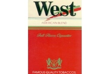 Buy West cigarettes cheap / Buy West cigarettes online UK / by Adrain Peebles