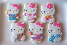 Hello Kitty food / Hello Kitty food <3
