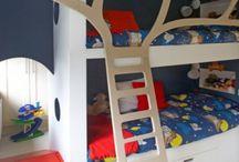 My Children's Bedrooms