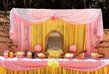 Decoração Festa Princesas