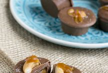 Chocolade bonbons / Chocolade bonbons