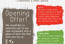 Our Restaurant Newsletter Designs