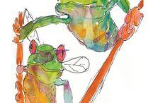Art for grandkids
