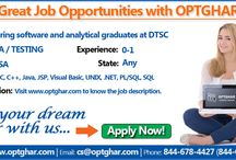 IT Jobs in USA / To view IT jobs in USA based in near your area of interest.