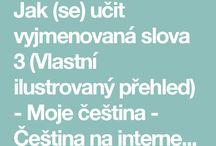 Čeština 3
