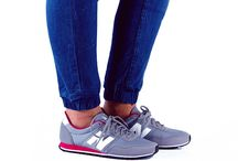 New Balance dla kobiet 2015 / Sneakersy damskie kultowej marki New Balance. Nowe kolekcje, ciekawe style.