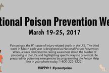 Poison Prevention Week 2017