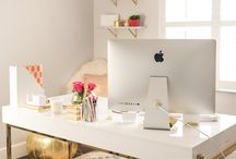 *Awesome Office* / Ideas we have found on Pinterest that we want to share with you.
