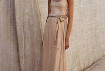 Amsale Nouvelle Bridesmaid Dresses / Bridesmaid dresses we love from the Amsale Nouvelle Collection.