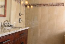 Bathroom remodel ideas / by Michelle Bechard Lee