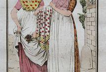 Regency Aprons / by Paula Guernsey