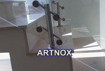 CORRIMÃO EM VIDRO FIXADO POR SPIDER / Corrimãos em vidro incolor temperado de 10 mm fixado por Spider de aço Inox 304 escovado ou polido, com tubo passador de mãos inox 1.1/2″.  FALE  AGORA COM O SERGIO  Whatsapp: (19) 9.8363.4489  Celular: (19) 78273367 ID: 14*1003369  E-mail: corrimaoinox@hotmail.com  Site: corrimaoinox.wordpress.com