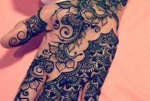 henna<3 / Henna tattoo〽