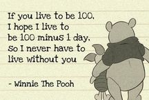 What we could ALL learn from Pooh Bear! / by Marie Joerger