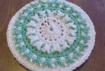 Potholders / Knit and Crochet potholder patterns